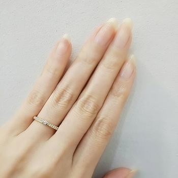 エタニティリングダイヤ記念品10周年婚約結婚指輪 (1).jpg