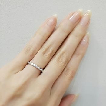 エタニティリングダイヤ記念品10周年婚約結婚指輪 (3).jpg