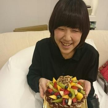 広島Berryの誕生日ケーキ.jpg